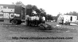 Duke of Paducah Circus 1960