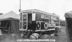 Mills Bros Circus Truck 1946
