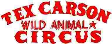 The Tex Carson Circus