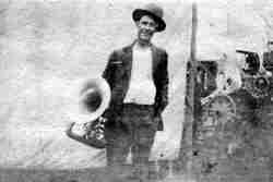 Will Elsey musician on Hagg Circus