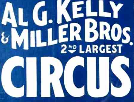 Al G. Kelly & Miller Bros. Circus