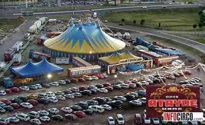 Circus Ayayde Modern