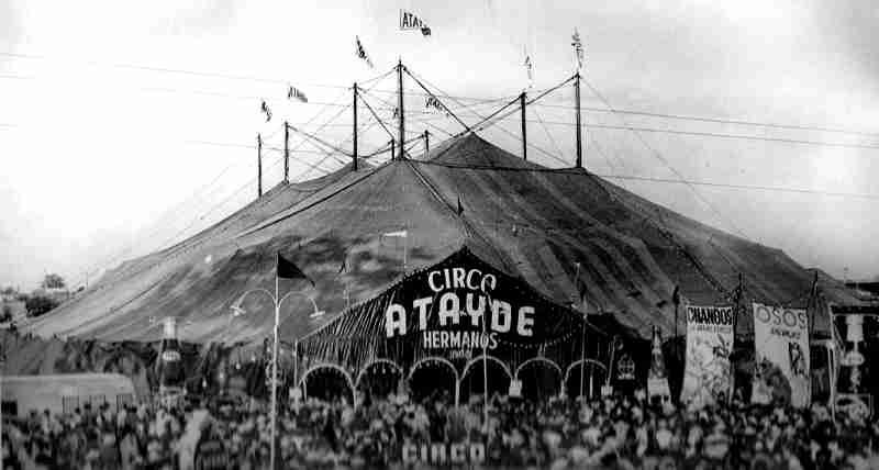 Circu Atayde Mexico