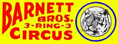 Barnett Bros Circus