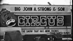 Big John Strong Circus Truck