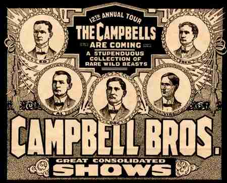 Campbell Brothers Shows