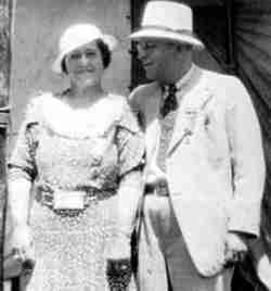 Charles and Addie Sparks