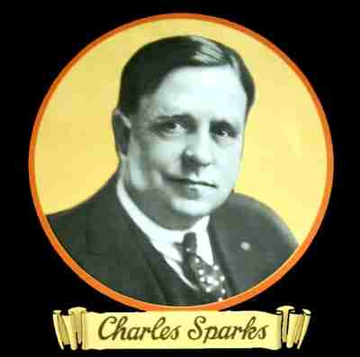 Circus Owner Charles Sparks