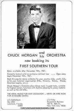 Chuck Schlarbaum / Chuck Morgan