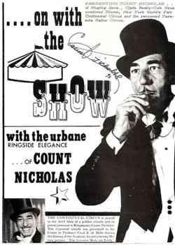 Count Nicholas