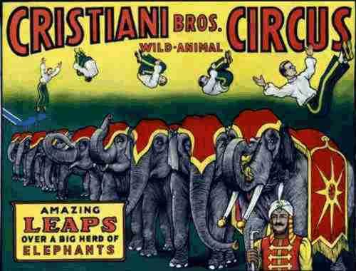 Cristiani Bros. Circus
