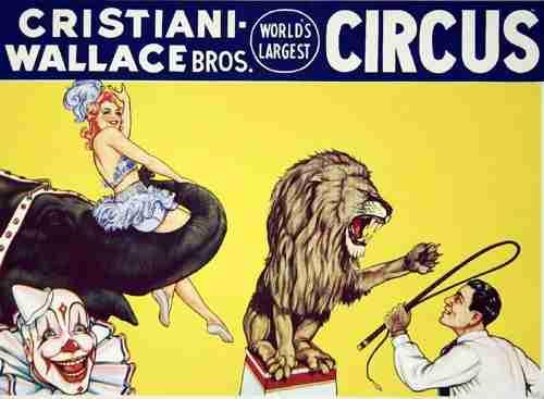Cristiani Wallace Bros. Circus