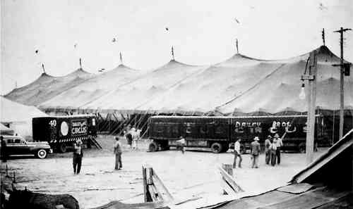 Ben Davenport's Dailey Bros. Circus