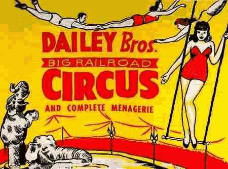 Dailey Bros Circus