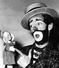 Circus colwn Dime Wilson