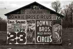 Downie Bros. Circus