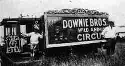 Downie Bros Ciecus Photo