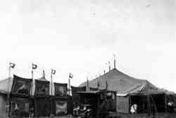 Downie Bros Circus Sideshow