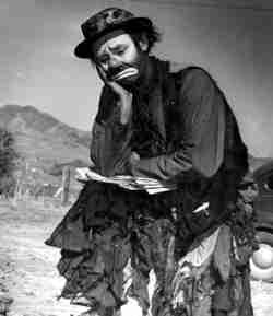 Circus Clown Emmett Kelly