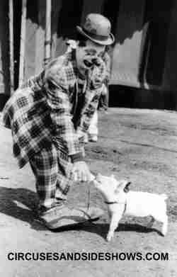 Felix Adler Ringling Bros Barnum Barnum Bailey Los Angeles 1948