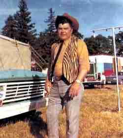 Mel Silverlake Fisher Bros Circus