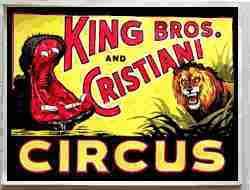 King Bros Cristiani Circus
