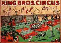 Floyd King Circus