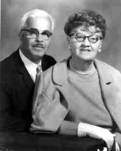 George and Bessie Hamid