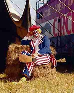 Elmo Gibb Great Amirican Circus