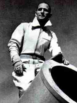 Hugo Zacchini the Human Cannonball