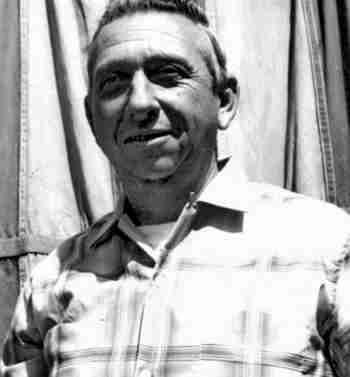 Jack B. Moore circus owner