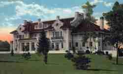 James A. Bailey's Mount Vernon estate