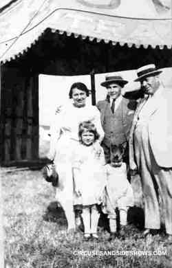 James C. Patterson Family