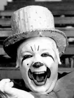 Clown Jimmy James