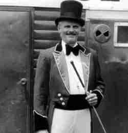 Ringmaster John Herriot