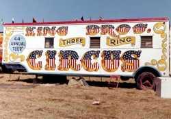 King Bros Circus Truck