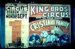 King Bros Cristiani Circus 4