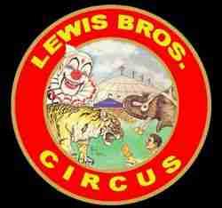 Lewis Bros Circus Logo