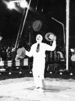 Lou Nagy Circus Clown