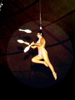 Circus Hair Hang