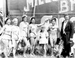 Mills Bros Circus photo 8