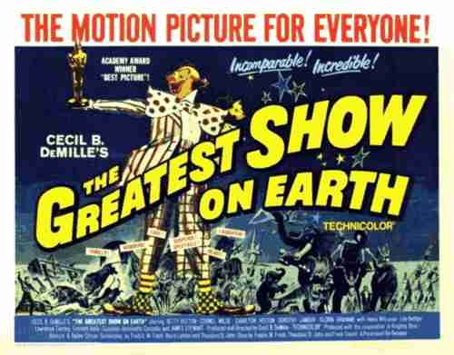 Greatest Show on Earth - The Movie