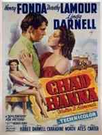 Chad Hanna with Henry Fonda Dorothy Lamour
