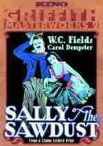 W.C. Fields Sally of the Sawdust 1925