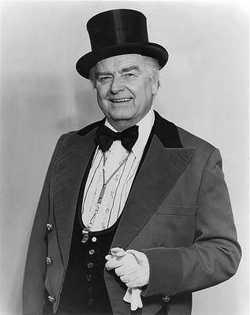 Parley Baer Circus Ringmaster