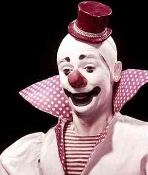 Pail Jung Circus Clown