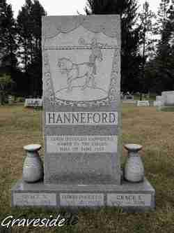 Poodles Hanneford Grave Site