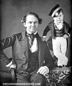 Charles Sherwood Stratton (General Tom Thumb)