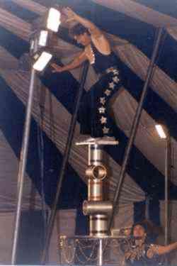 Roberts Bros Circus Ramon Espana