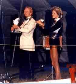 Roberts Bros Circus Brian LaPalme